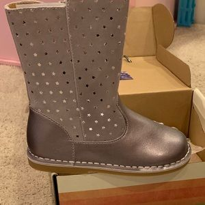 Sz 11 NEW! Livie and Luca Star Boots